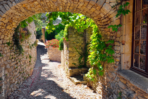 Provence village - 67904819