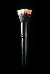 Cosmetics applicator brush