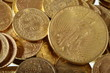 Lot of Gold coins for saving
