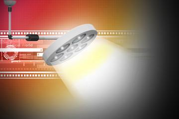 Operation theatre light