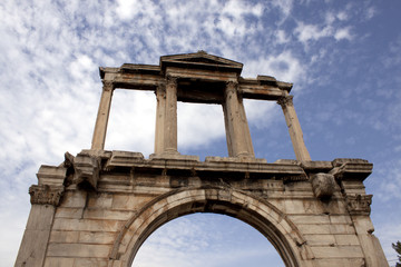 arc of Hadrian