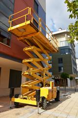 elevador industria para material de construccion