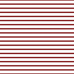 Thin Dark Red and White Horizontal Striped Textured Fabric Backg