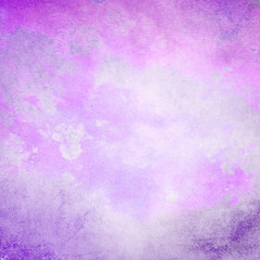 Purple grunge background texture