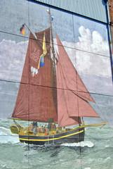 Schiffsgemälde Heiligenhafen