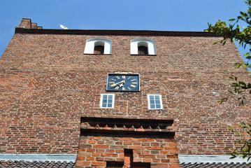 Kirchenrückwand Heiligenhafen 2014