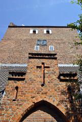 Kircheneingang Ansicht Heiligenhafen