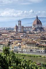 Florence panorama - Italy