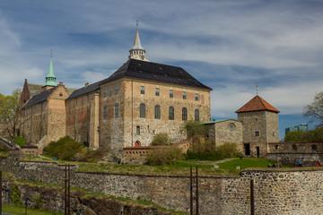 Akershus Festung in Oslo