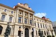 Bucharest landmark - National Bank