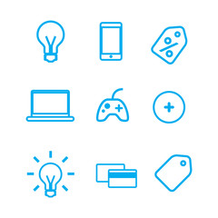 vector elements icons