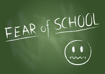 Board Fear of School