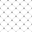 Vector seamless pattern, laboratory