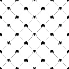 Vector seamless pattern, jacket