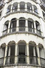 Lisbon cultural building