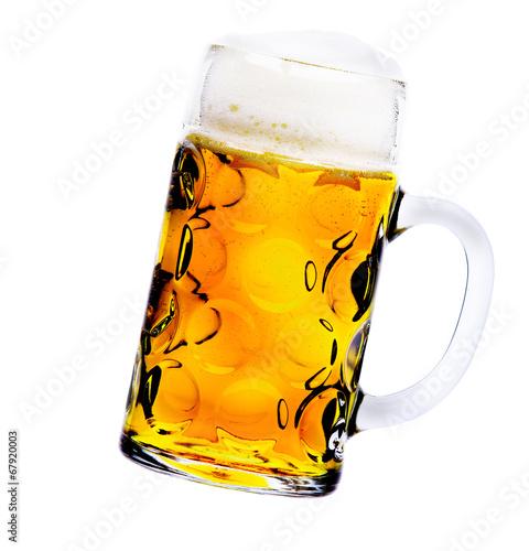Canvas Bier Oktoberfestbier