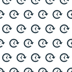 Vector pattern, watch