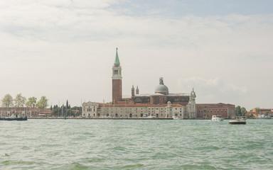 Venedig, Altstadt, San Giorgio Maggiore, Insel, Kirche, Italien