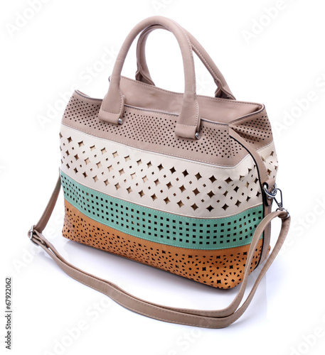 Ladies bag for the beach or shopping - 67922062
