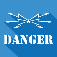Logo danger.