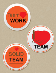 my teams badges