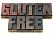 gluten free in wood type
