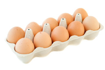 package of eggs