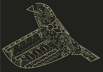 Geometry Bird