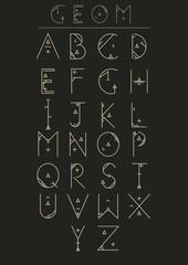 Geom Font