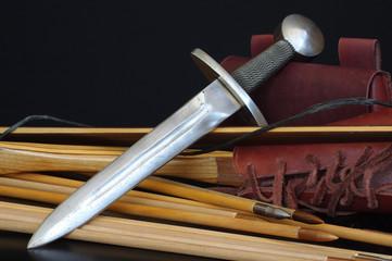 medieval dagger replica 2
