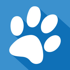 Logo empreinte animal.