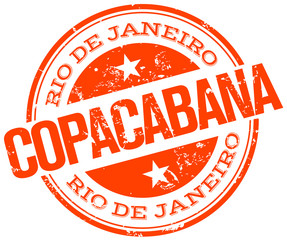 copacabana stamp