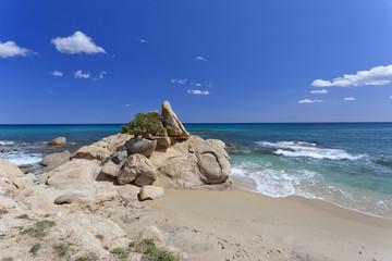 Costa rei, near Villasimius.Sardinia