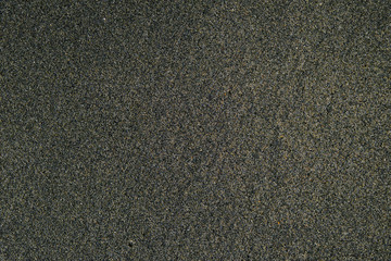 Gray sand, closeup texture