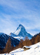Matterhorn , Swiss Alps