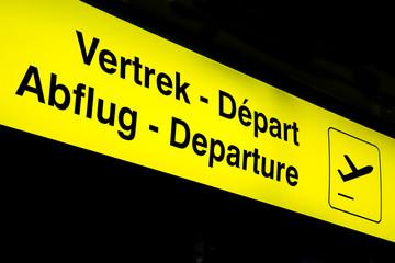 Terminal Info Board - 11