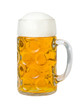 Leinwanddruck Bild - Bier