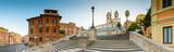 Piazza di Spagna, Spanish Steps, Rome