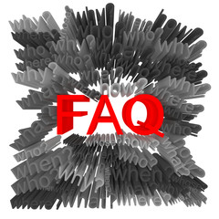 Red FAQ with many quastions