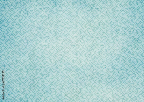 Chinese Oriental pattern background - 67937225