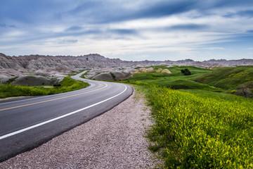 traveling the Badlands, South Dakota
