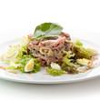 Beef Tongue Salad