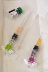 Newborn baby vaccination