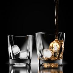 3d pour tipple drink