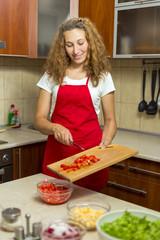 woman pan