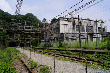 旧熊ノ平駅