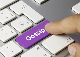 Gossip. Keyboard