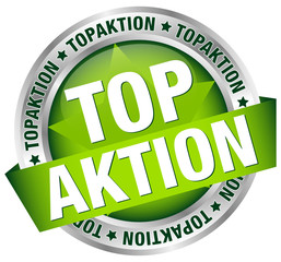 "Button Banner ""Topaktion"" grün"