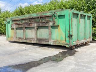 Container da discarica