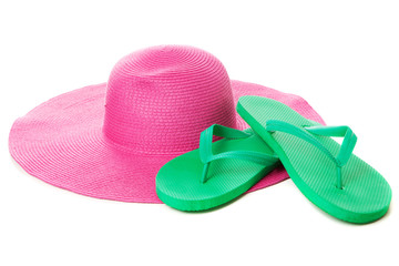 Beach accessories - summer travel